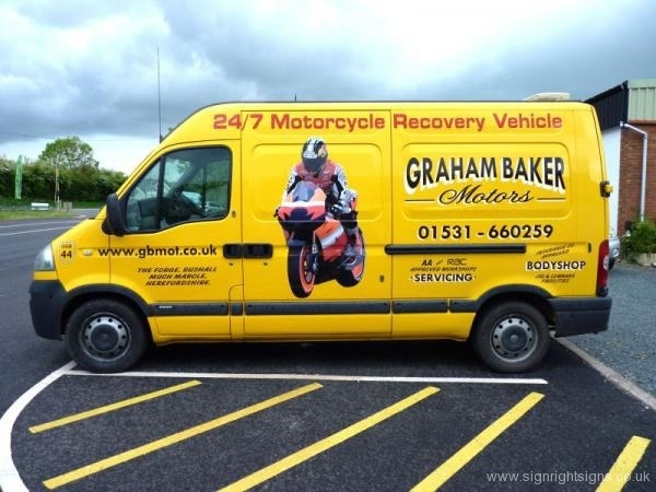 graham-baker-van-signage