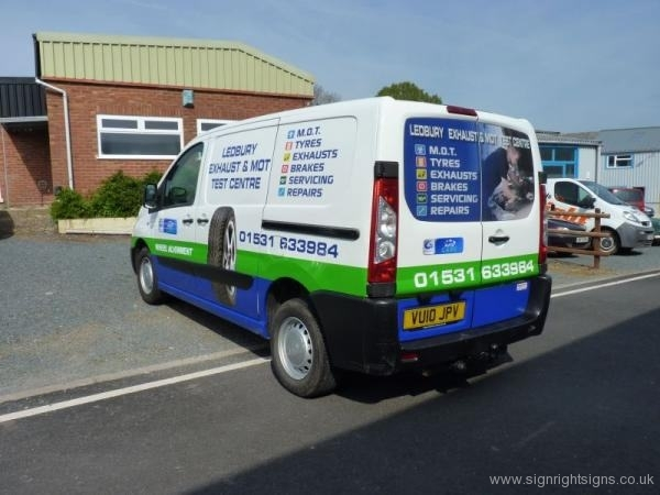 ledbury-exhaust-mot-centre-vehicle-livery