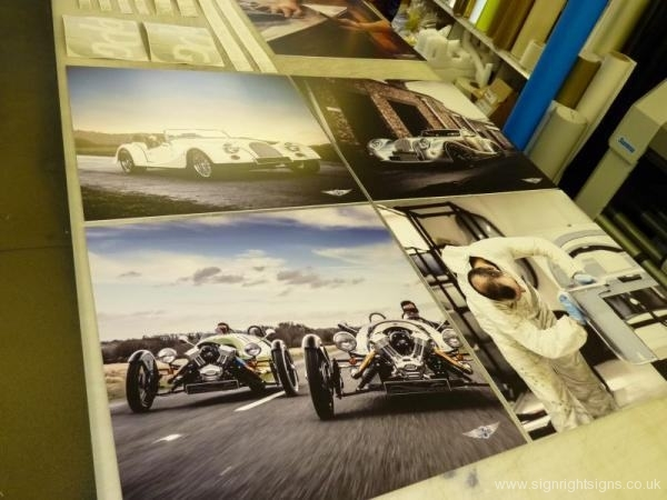 morgan-geneva-2015-exibition-signs-4mm-foam-board-prints