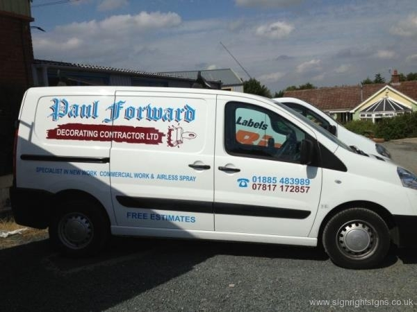 paul-forward-van-livery