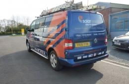 Solarkinetics 2015 vehicle livery