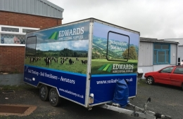 edwards agricultural supplies trailer wrap os