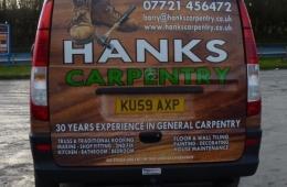 hancks-carpentery-van