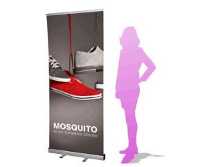 Mosquito Roller Banner